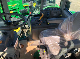 John Deere 6110 FWA/4WD Tractor - picture0' - Click to enlarge