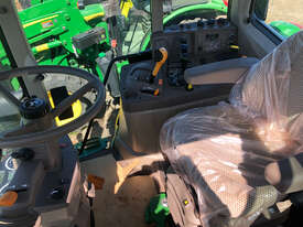 John Deere 6110 FWA/4WD Tractor - picture1' - Click to enlarge