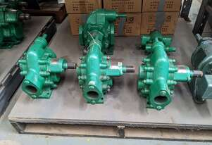 Gear Oil Pumps (200l/m) suitable for transporting liquids without solid particles or fibres