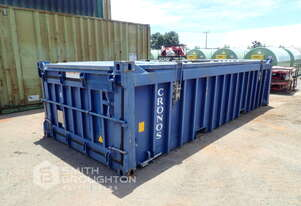 6M 2014 HALF HEIGHT CONTAINER
