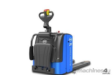 BYD P20PS Stand-On Heavy Duty Pallet Truck