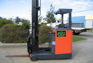 ** RENT NOW **   TOYOTA 6FBRE16 Reach Truck with 7.5 mtr lift