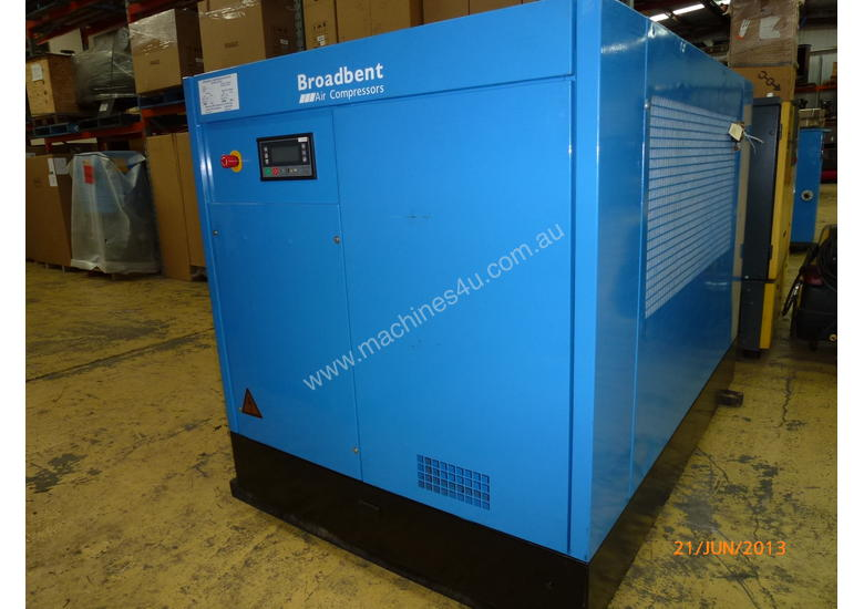 Used compair 6125 Rotary Screw Compressor in , - Listed on Machines4u