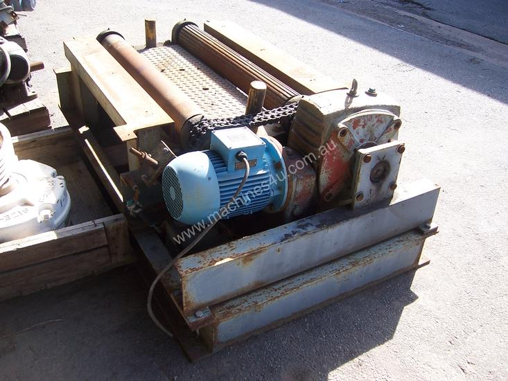 Feed Motorized Rollers