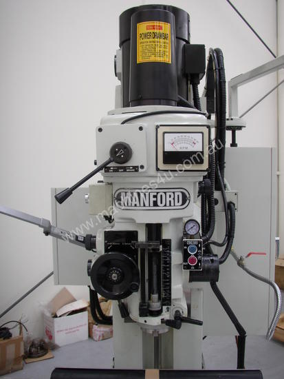 Manford Bed Type Milling Machine MF-B410VS-SP