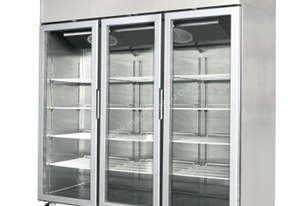 TRIPLE GLASS DOOR FRIDGE 1400L - YCC03-LB