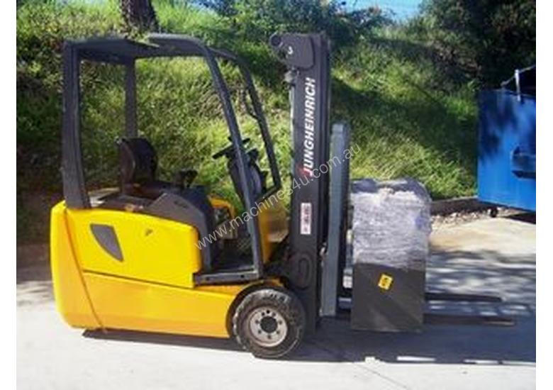 *SALE*  save $4000!  3 WHEEL BATTERY ELECTRIC FORKLIFT