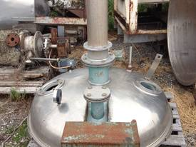 SS Pressure Tank - picture1' - Click to enlarge