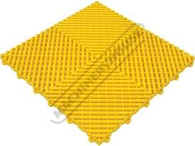 Yellow Industrial Flooring Tiles - Workshop QTY 25 Per Pack Covers 4 Square Metres - picture0' - Click to enlarge
