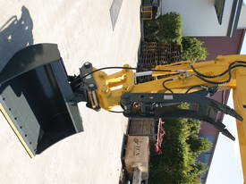 Yuchai YC55SR (Zero Swing) Mini Excavator - picture16' - Click to enlarge