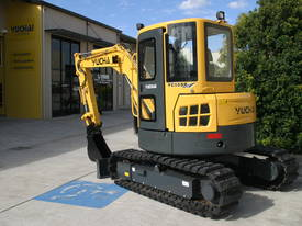 Yuchai YC55SR (Zero Swing) Mini Excavator - picture19' - Click to enlarge