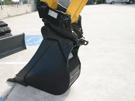 Yuchai YC55SR (Zero Swing) Mini Excavator - picture20' - Click to enlarge