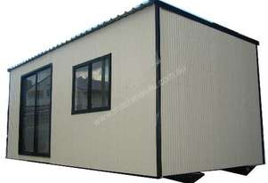 PORTABLE BUILDING TRANSPORTABLE SITE OFFICE