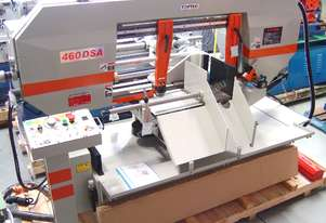 TOPTEC UE-460DSA Saw *Double Mitre* 600mm wide cut