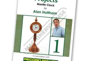 RPDVD07 Woodworking Projects DVD - Mantle Clock with Alan Holtham Duration - 70min
