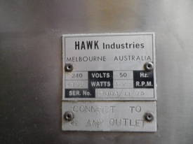 Hawk Electric Conveyor Oven - picture5' - Click to enlarge