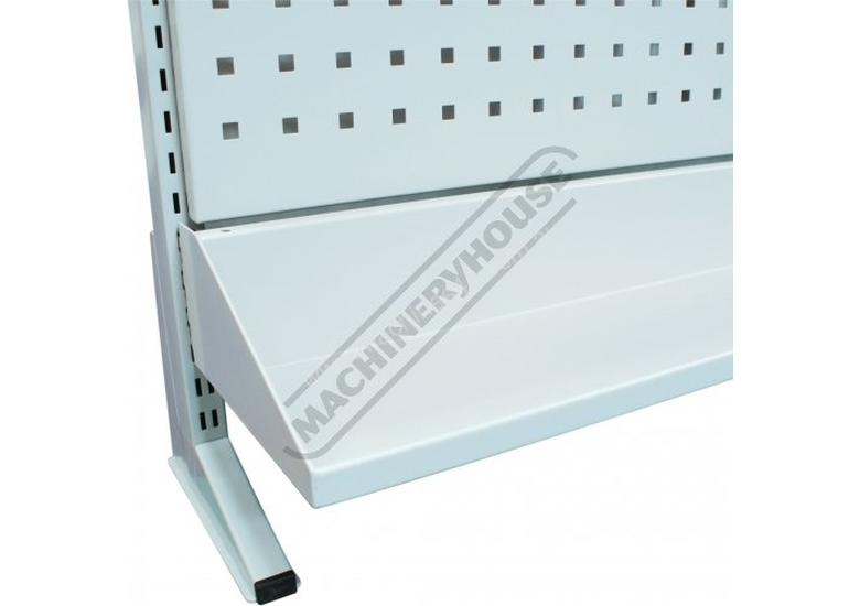 IBP-ST Industrial Backing Panel - Bench Mount 1733 x 205 x 825mm  Suits IWB-40 Work Bench