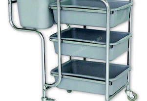 Tcs D-016 Dinner Collector Cart B