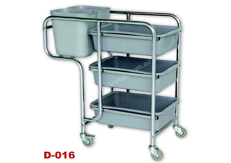 D-016 Dinner Collector Cart B