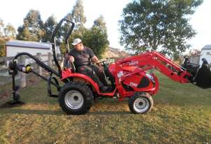 TYM   273 27 hp 4wd Tractor