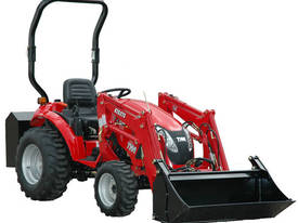 TYM 273 27 hp 4wd Tractor - picture2' - Click to enlarge