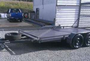 mcneilltrailers low profile car trailer-low cars