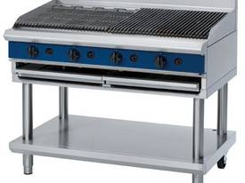 Blue Seal Evolution Series G598-LS - 1200mm Gas Chargrill Leg Stand - picture0' - Click to enlarge
