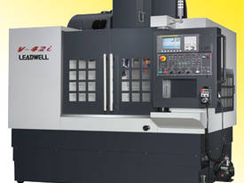 LEADWELL HIGH EFFICIENCY VERTICAL MACHINING CENTRE - picture0' - Click to enlarge