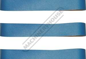 A8072 40G Zirconia Linishing Belt Pack 1500 x 100mm (59