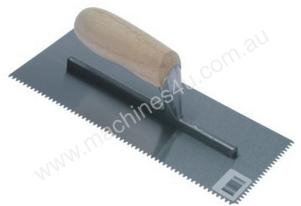Ox 4MM V  -T401804 NOTCH TROWEL
