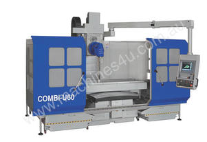 CNC Bed type universal machining center COMBI-U60