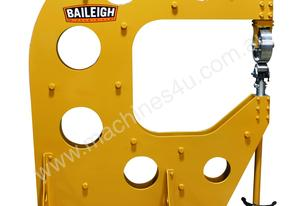 BAILEIGH USA 940mm Throat English Wheel