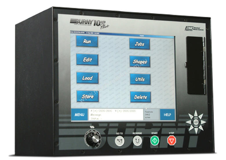 Burny 10 LCD Plus. CNC Control