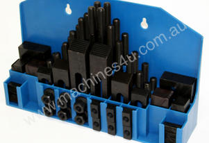 Clamping Kit - 58 Piece - 14mm T-Slot, M12 Thread.