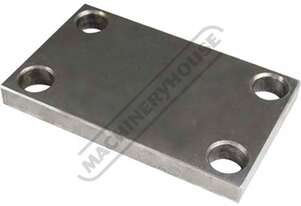T61110 BuildPro Toggle Clamp Base Plate 125 x 75 x 12mm 4 x Ø16mm Holes