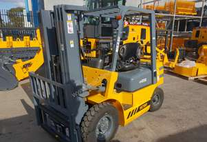 Victory VF25G Std dual fuel Forklift