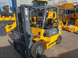 Victory VF25G Std dual fuel Forklift - picture0' - Click to enlarge