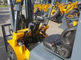 Victory VF25G Std dual fuel Forklift - picture2' - Click to enlarge