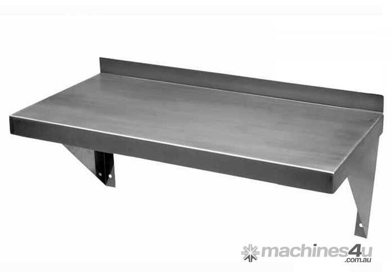 NEW COMMERCIAL 1500X600 STAINLESS STEEL FLAT BENCH