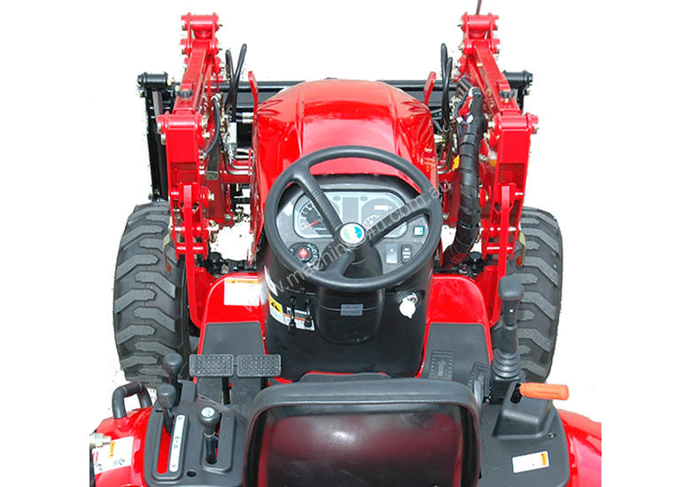 T273 HST 4WD ROPS Tractor with Front End Loader