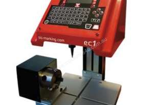 Sic Marking ec1 dot peen marking machine