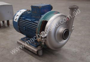 Centrifugal Pump - Inlet 65mm - Outlet 50mm .