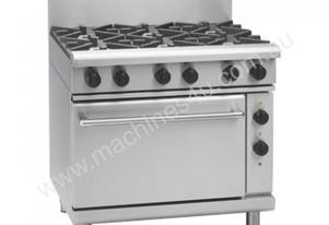 Waldorf 800 Series RN8610GE - 900mm Gas Range Electric Static Oven