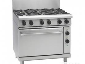 Waldorf 800 Series RN8610GE - 900mm Gas Range Electric Static Oven - picture0' - Click to enlarge
