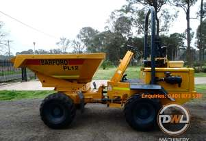 Aveling Barford SXR3  Articulated Off Highway Truck