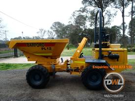Aveling Barford SXR3  Articulated Off Highway Truc
