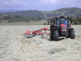 SIP Star 600 twin rotary hay rake - picture0' - Click to enlarge