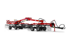 SIP Star 600 twin rotary hay rake - picture1' - Click to enlarge