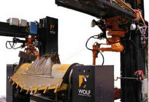 Robot Welding Fabrication