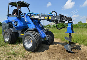 New Multione SD Series Mini Loaders